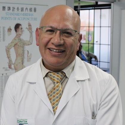 Dr. Nixon Benavides, SEO