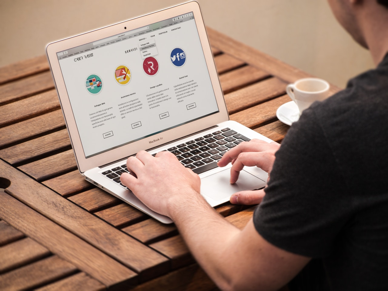 La página web sigue siendo la herramienta número uno de marketing online